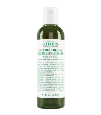 Cucumber Herbal Alcohol-Free Toner - 250ml