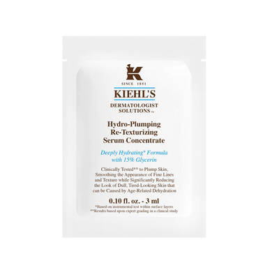 Hydro-Plumping Re-Texturizing Serum Concentrate 3ml