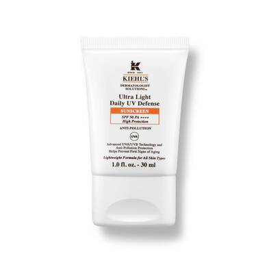 Ultra-Light Daily UV Defense SPF 50 PA++++ with Anti-Pollution