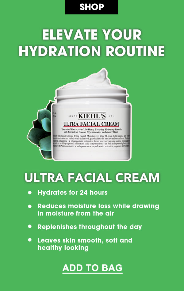 Shop Ultra Facial Cream
